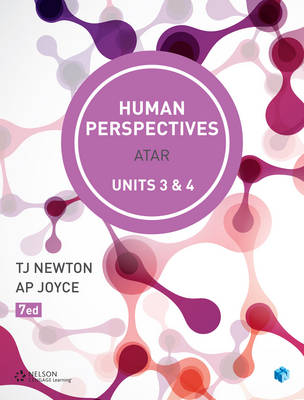 HUMAN PERSPECTIVES 3&4 SB 4YR AC