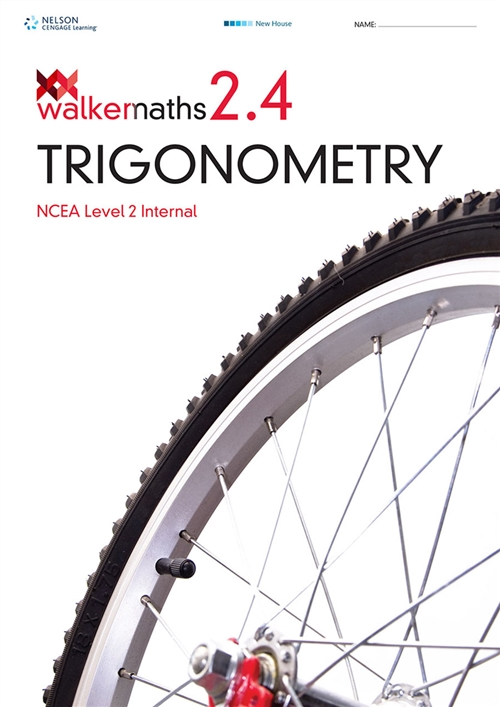 Walker Maths Senior 2.4 Trigonometry Workbook