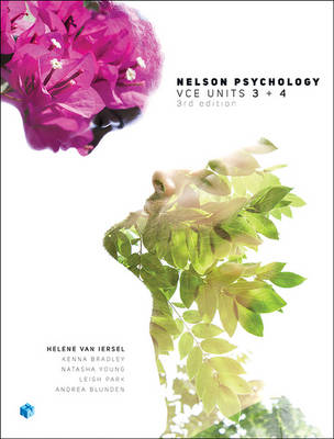 Nelson Psychology VCE Units 3 & 4 (Student Book with 4 Access Codes)