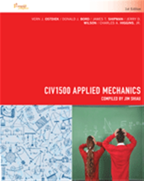 CP1007 - CIV1500 Applied Mechanics