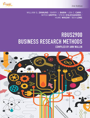 CP1012 - RBUS2900 Business Research Methods