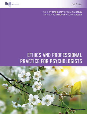 PP1038 - Ethics and Professional Practice for Psychologists