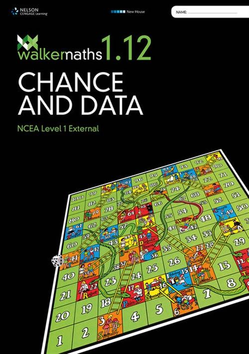 Walker Maths Senior 1.12 Chance and Data Workbook