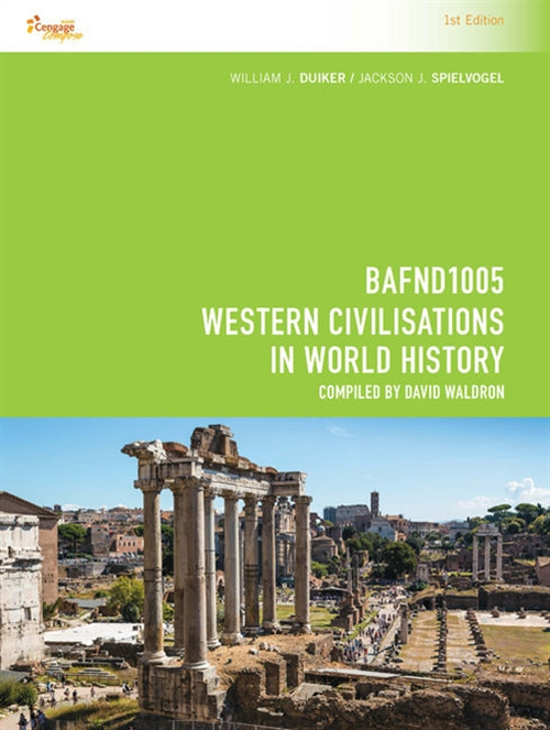CP1053 - BAFND1005 Western Civilisations in World History