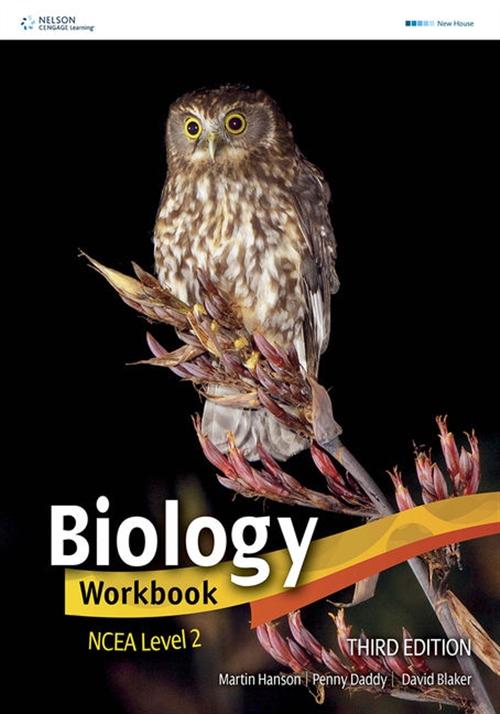 Biology Workbook NCEA Level 2, Third edition
