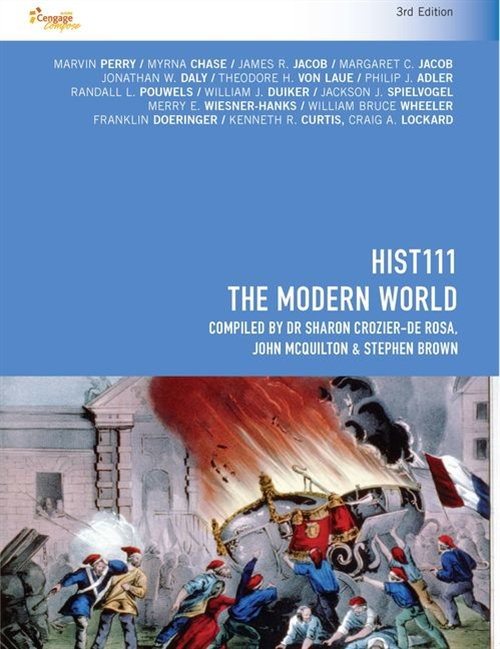 CP1056 - HIST111 The Modern World