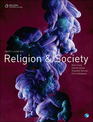 RELIGION AND SOCIETY: UNITS 1-4 FOR VCE SB + 4AC
