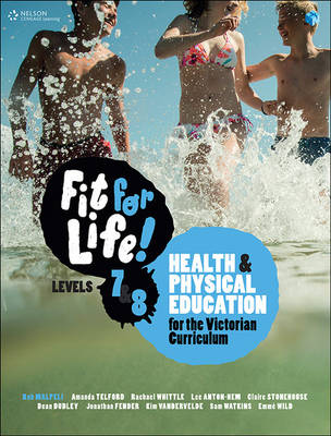Fit for Life! for Victoria Levels 7'8 Student Book