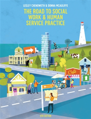 The Road to Social Work and Human Service Practice - With 12 Months Students Access