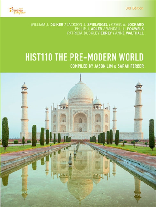 CP1064 - HIST110 The Pre-Modern World