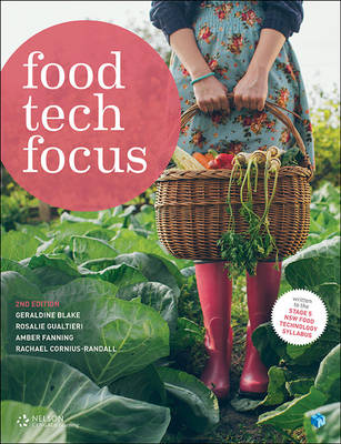 FOOD TECH FOCUS STAGE 5 SB 2E