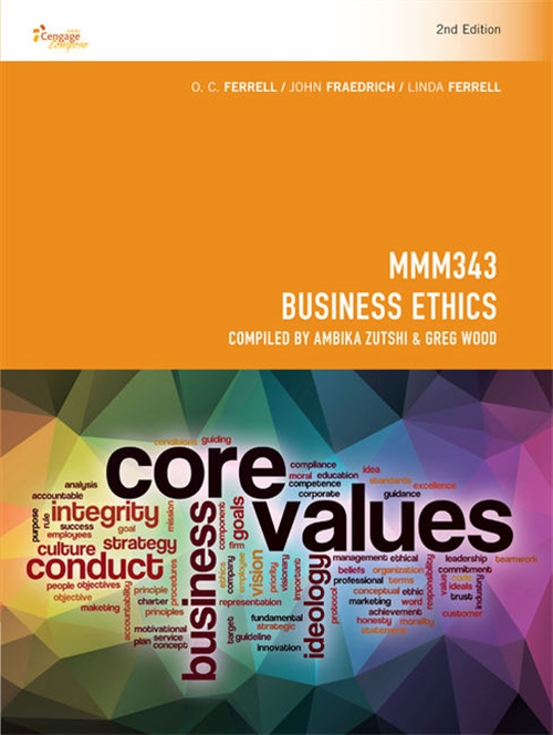 CP1087 - MMM343 Business Ethics