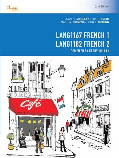CP1086 - LANG1167 French 1 / LANG1182 French 2