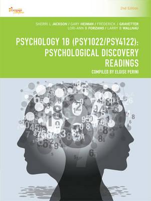 CP1115: Psychology 1B (PSY1022/PSY4122): Psychological Discovery Readings