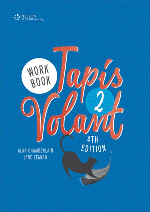 Tapis Volant 2 Workbook with USB