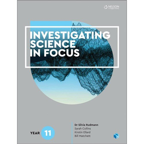Investigating Science in Focus Preliminary Student Book with 4 Access Codes