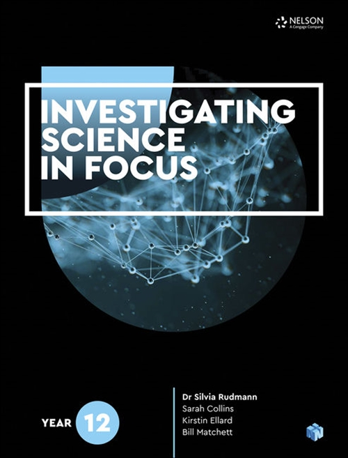 Investigating Science in Focus Year 12 Student Book with 4 Access Codes