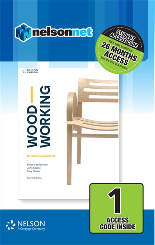 Woodworking (1 Access Code Card)