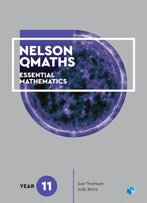 Nelson QMaths 11 Mathematics Essential Student Book