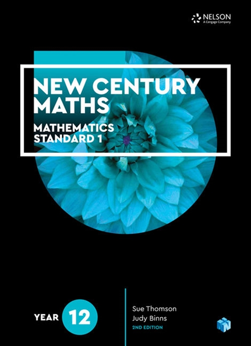 New Century Maths 12 Mathematics Standard 1 Student Book