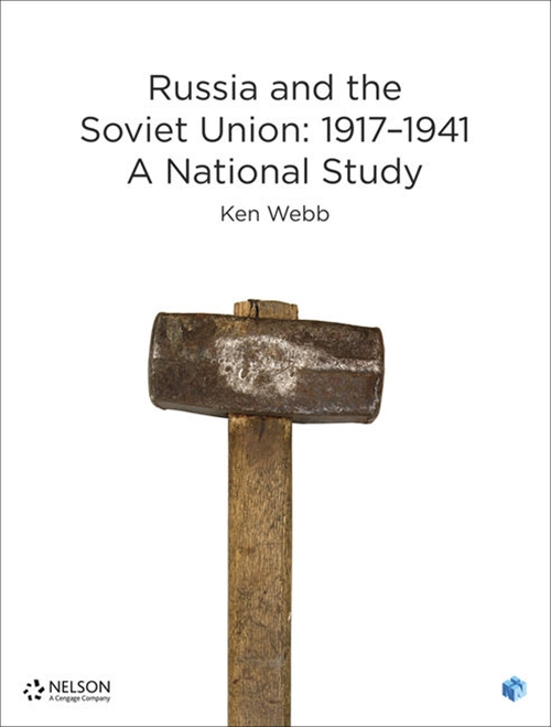 Russia and the Soviet Union: 1917'1941 A National Study Student Book  with 4 Access Codes