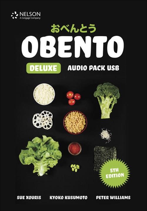 Obento Deluxe Audio Pack USB