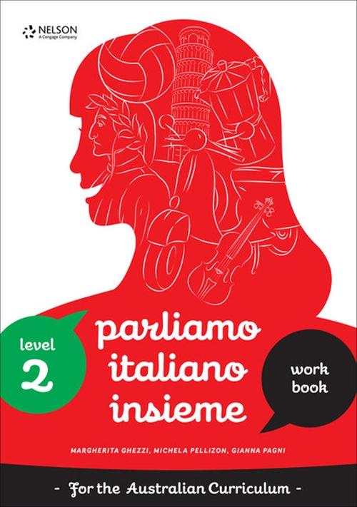 Parliamo Italiano Insieme 2 Workbook with USB