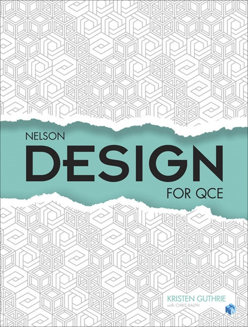 Nelson Design QCE Unit 1'4 Student Book with 1 Access Code for 26 Months