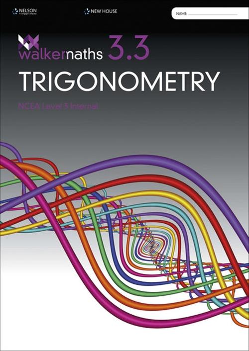 Walker Maths Senior 3.3 Trigonometry Workbook