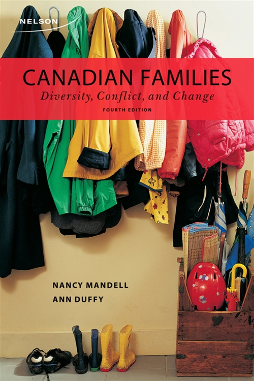 Canadian Families : Diversity, Conflict, and Change