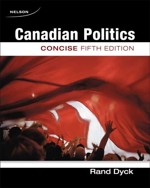 Canadian Politics : Concise