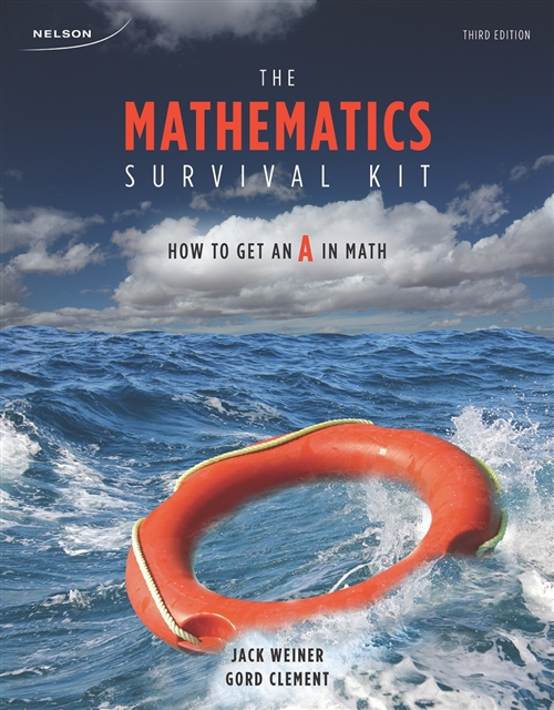 The Mathematics Survival Kit : How to get an A in Math