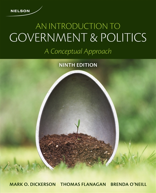 An Introduction to Government and Politics : A Conceptual Approach