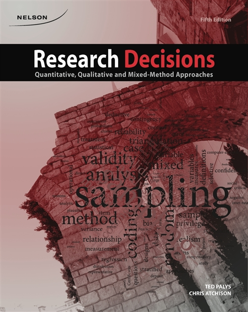 Research Decisions : Quantitative, Qualitative and Mixed-Method  Approaches