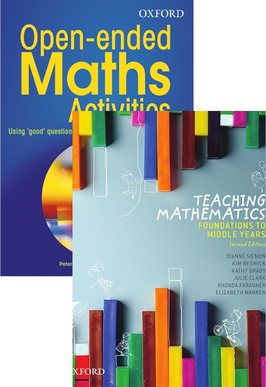Teaching Mathematics 2e and Open Ended Maths Activities 2e Value Pack