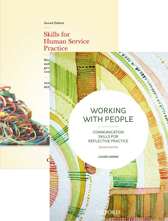 Working with People and Skills for Human Service Practice Value Pack