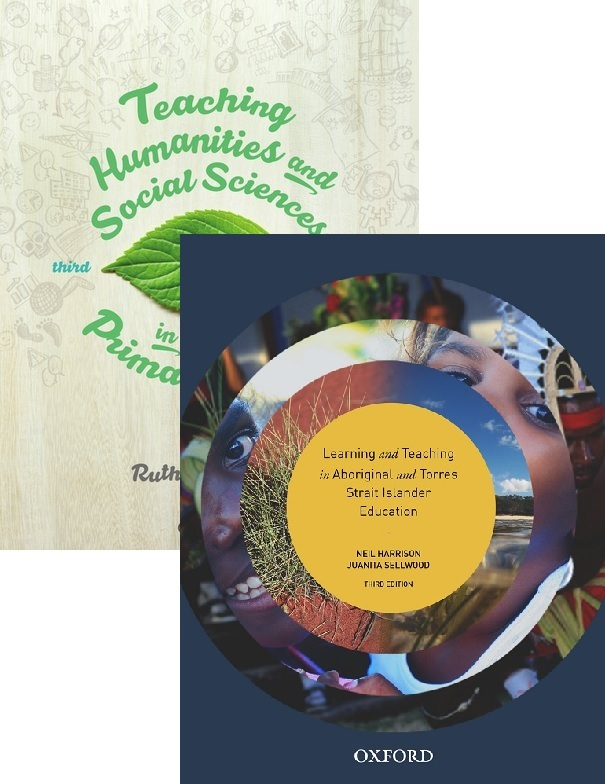 Learning & Teaching in Aboriginal and Torres Strait Islander Education 3E + Teaching Humanities and Social Sciences 3E ValuePack