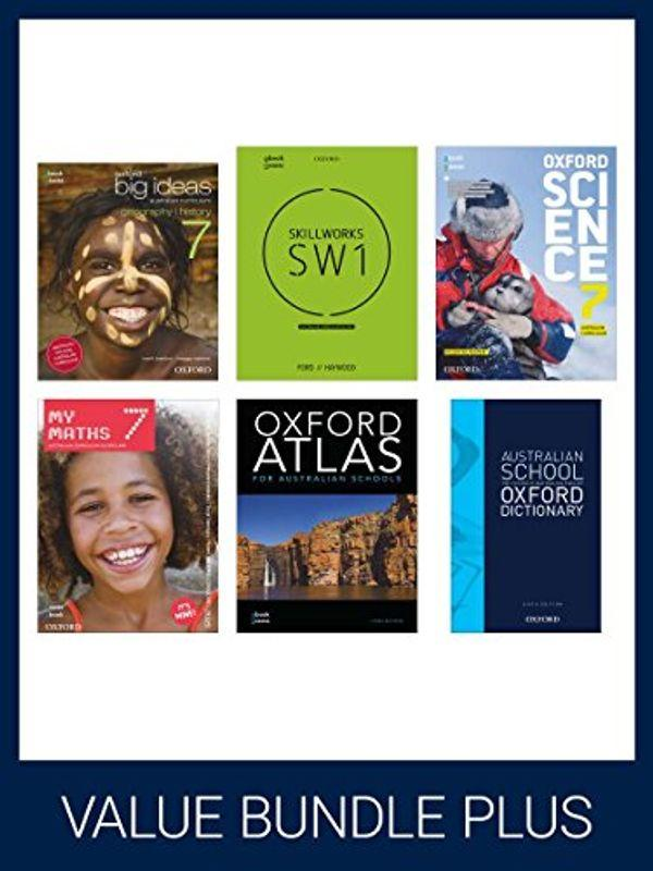 Oxford Value Pack PLUS Australian Curriculum Year 7 2020 edition (print+digital)