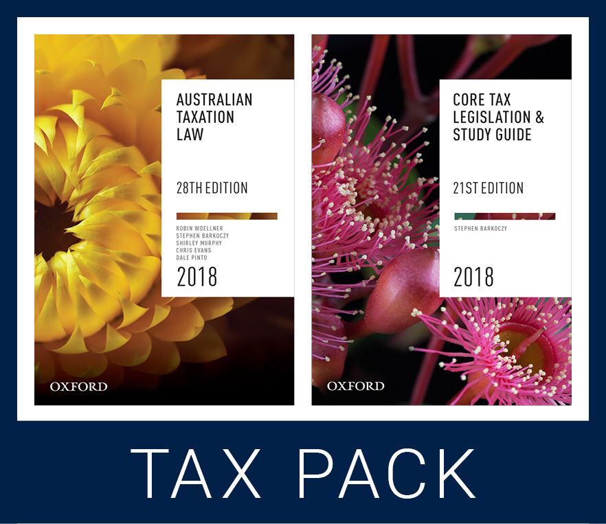 Australian Taxation Study Manual - Google Books