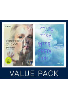 Connecting with Law 4e and Statutory Interpretation 2e Value Pack