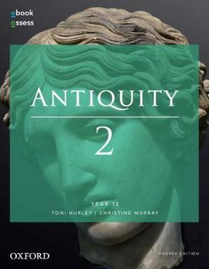 Antiquity 2 Year 12 Student book + obook assess