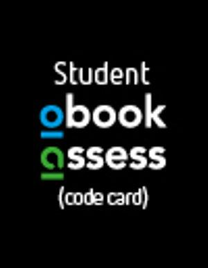 Oxford Psychology Units 3+4  Student obook assess (code card)