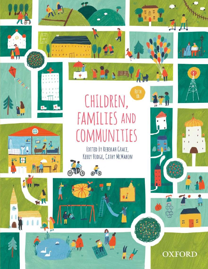 Children, Families and Communities eBook
