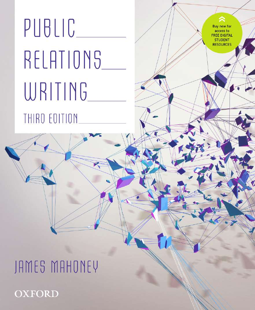 Public Relations Writing ebook