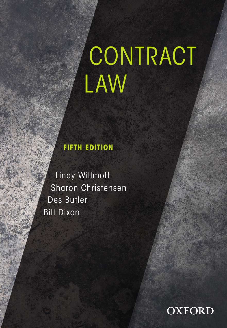 Contract Law 5e ebook