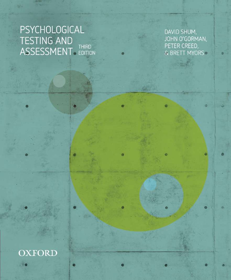 Psychological Testing and Assessment eBook