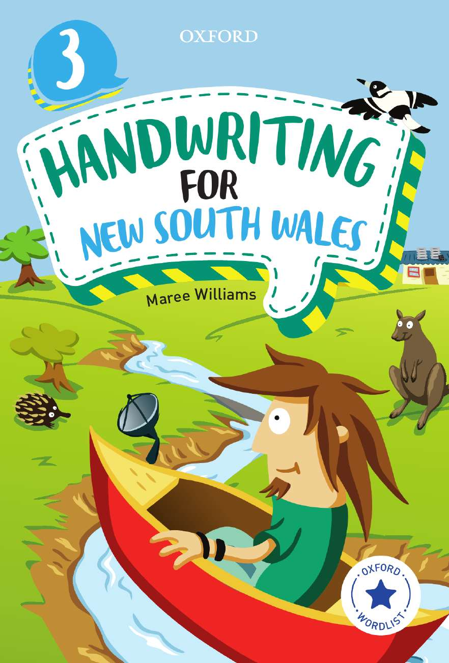 Oxford Handwriting for New South Wales Year 3