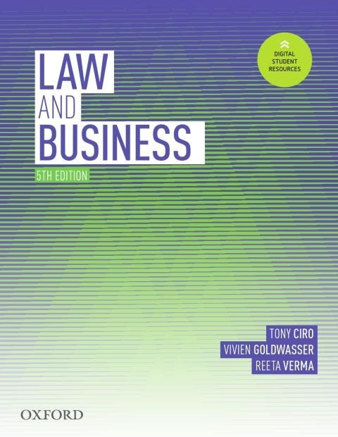 Law & Business Digital Student Resources