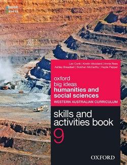 Big Ideas Humanities & Social Sciences 9 WA Curriculum Skills & Activities Book