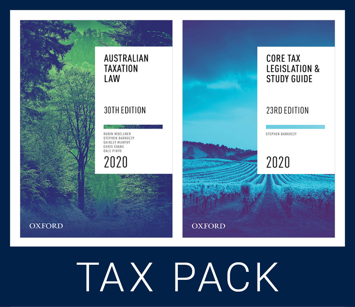 Core Student Tax Pack 2 2020